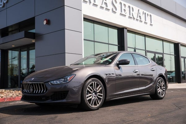 2018 Maserati Ghibli Base In San Go Ca Of